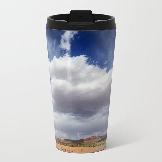 Desert Big Sky Metal Travel Mug