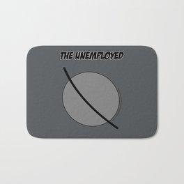 The Unemployed - Sam's t-shirt Bath Mat