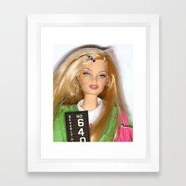 BEVERLY HILLS 6409 Framed Art Print