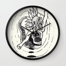 Revolution! Wall Clock