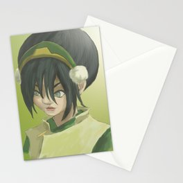 The Blind Bandit Stationery Cards