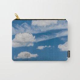 Ballpark Sky Carry-All Pouch
