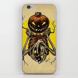 Autumn People 7 iPhone Skin