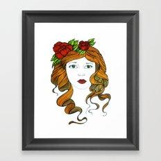 Valentine... Framed Art Print