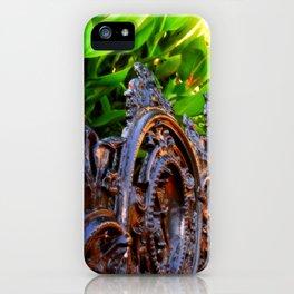 Delicate Metal iPhone Case