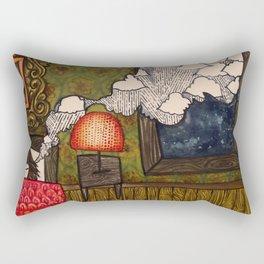 Cloudy Dreams Rectangular Pillow