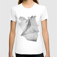 triangle T-shirts featuring triangle by Katekima