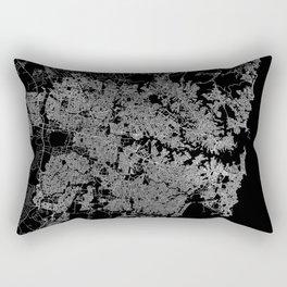 Sydney map Australia Rectangular Pillow