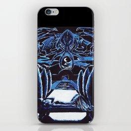 Cthulhu Dreaming iPhone Skin