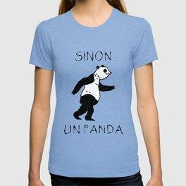 Sinon, un panda (2) T-shirt