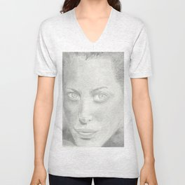 Christy Unisex V-Neck