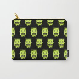 Frankenstein Pattern Carry-All Pouch