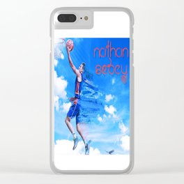 Sobey - Sky Clear iPhone Case