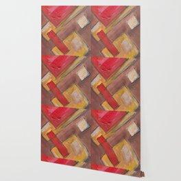 Tilting Tiles Wallpaper