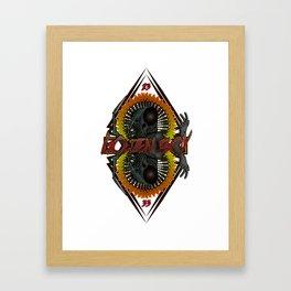 Flyboy Framed Art Print