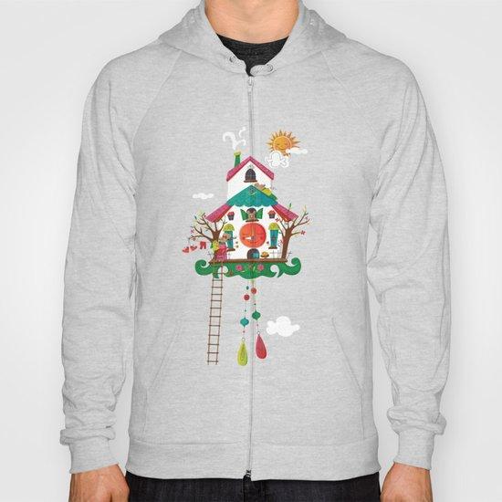 Cuckoo Mouse House Hoody