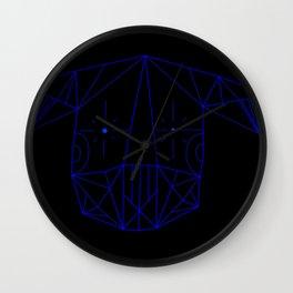 Space Tim  Wall Clock