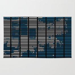 Shutters Grid Rug