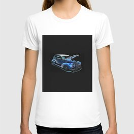 1939 Ford Coupe By Annie Zeno T-shirt