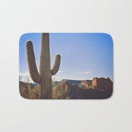 Saguaro Cactus Bath Mat