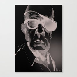 BnW26 Canvas Print
