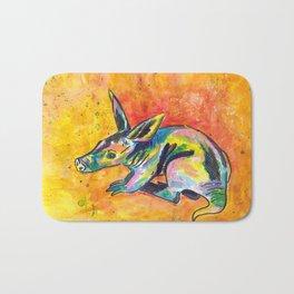 Earth Pig (Aardvark) Bath Mat