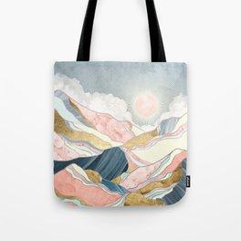 Spring Morning Tote Bag