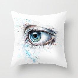 Young Throw Pillow