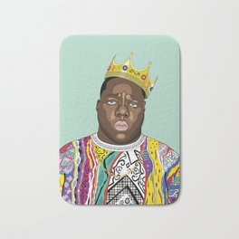 Biggie, notorious BIG Bath Mat