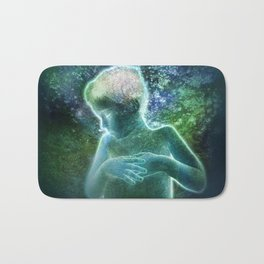 Dreaming Child Bath Mat