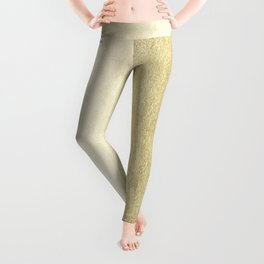 Simply Gilded Palace Gold Leggings