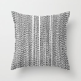 DASH - Poetry of the Pen Series by Cooper & Colleen Throw Pillow