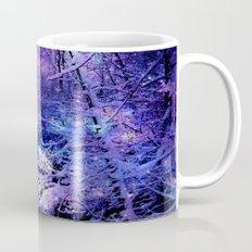 Cosmic River Galaxy Forest Mug
