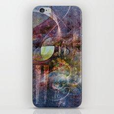 jean Miro iPhone & iPod Skin