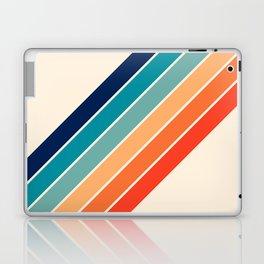 Karanda - 70s Style Classic Retro Stripes Laptop & iPad Skin