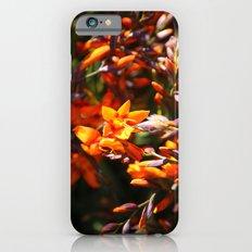 Fire Flower Slim Case iPhone 6s