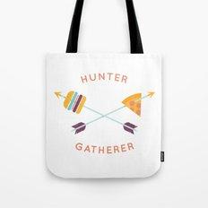 Hunter Gatherer Tote Bag