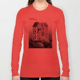 No. 26 Zine - D Long Sleeve T-shirt