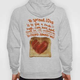 Spread Some Love Hoody