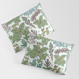 herbs pattern Pillow Sham