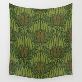 Tulpentapete Wallpaper Design Wall Tapestry