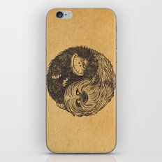Counterpoise iPhone & iPod Skin