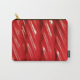 Red Licorice Twists Carry-All Pouch