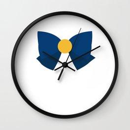 Sailor Venus Bow Wall Clock