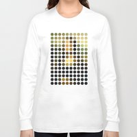 mona lisa Long Sleeve T-shirts featuring Mona Lisa by Gary Andrew Clarke