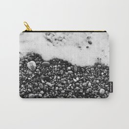 Pebbles of the Beach Carry-All Pouch