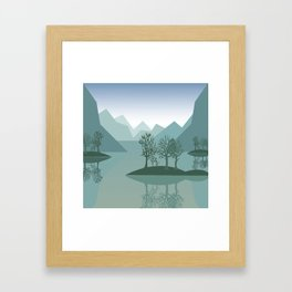 My Nature Collection No. 45 Framed Art Print