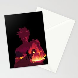Zagreus - Hades *Black BG* Stationery Cards