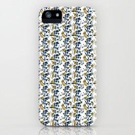 Autumn flowers 2 iPhone Case