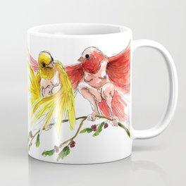 Canary Harpies Coffee Mug